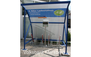 Orte Marsberg E-bike-ladestation-volksbank-marsberg E-bike-ladestation